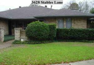 3630 Stables Lane Dallas, TX 75229